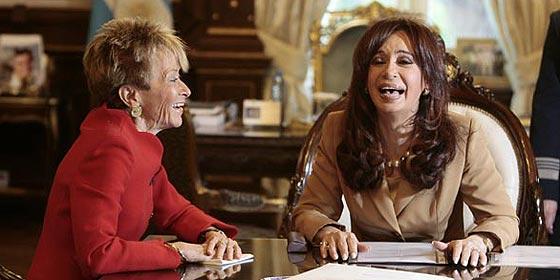 Una nueva encuesta señala a Cristina Fernández como favorita en las elecciones presidenciales