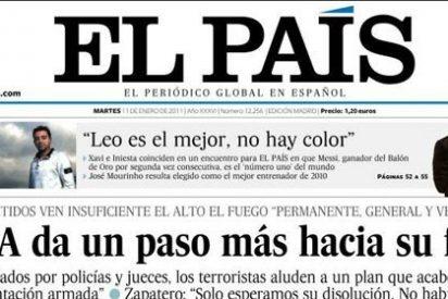 El País sí se cree el comunicado de ETA