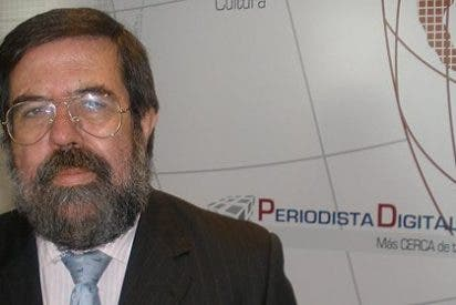 """Enrique de Diego: """"Este libro es el ataque directo al núcleo del mal: 'el borbonismo"""""""