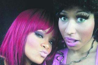 Rihanna y Nicki Minaj, ¿juntas?