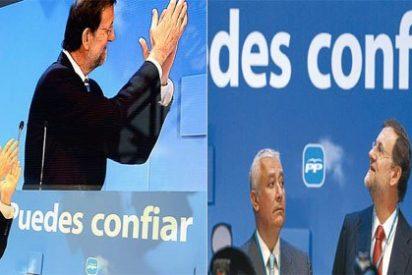 Rajoy, 'víctima' de un encuadre fotográfico con mala uva de El Periódico
