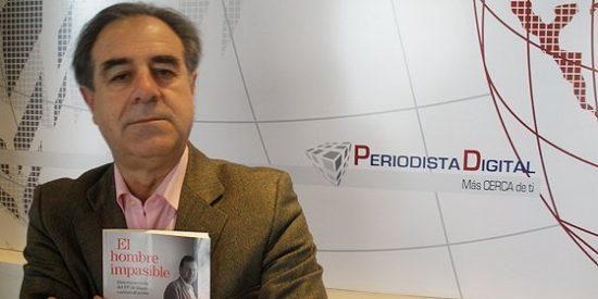 """Graciano Palomo: """"Rajoy no salió por la ventana del PP en 2008 porque estaba en riesgo la propia supervivencia del partido"""""""