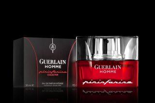 Guerlain Homme Eau de Parfum Intense, el resultado de la alianza entre Guerlain y Pininfarina