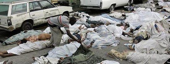 Casa de América de Madrid recuerda hoy al pueblo haitiano