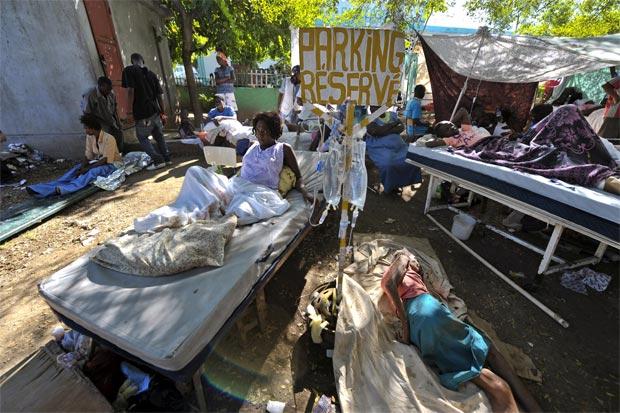 Un millón de haitianos viven en condiciones lamentables un año despúes del terremoto