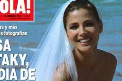 Elsa Pataky y las fotos del día de su boda