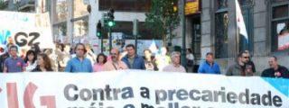 El brazo sindical del BNG convoca una huelga en solitario
