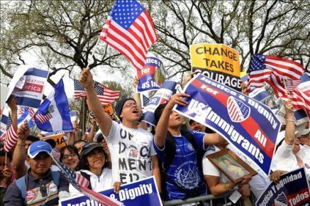 Legisladores estadounidenses presentaron más de 600 propuestas antiinmigrantes