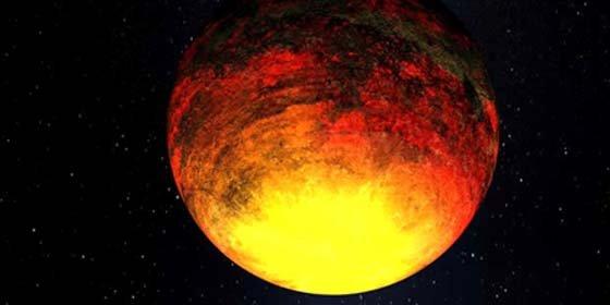 La NASA descubre el planeta más pequeño