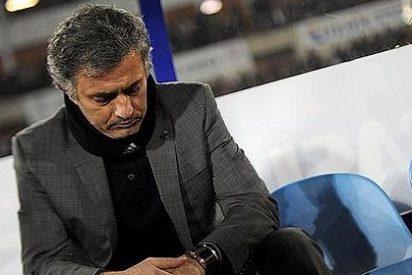 Mourinho desliza que se irá en junio harto del Real Madrid
