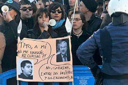 'Agitprop' en Murcia y doble rasero de la prensa progre