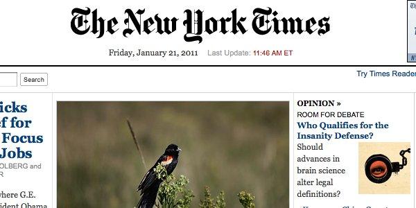 The New York Times prepara su propio Wikileaks