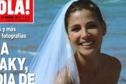 Elsa Pataky, boda sin novio