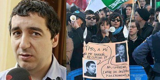 El PSOE de Murcia puso en el punto de mira a Pedro Cruz, consejero de Cultura agredido brutalmente