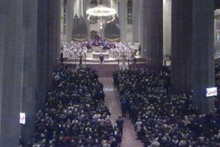 Más de 20.000 personas visitan la Sagrada Família en el primer sábado gratis