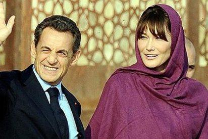 Carla Bruni le pide un hijo a Sarkozy en 2011