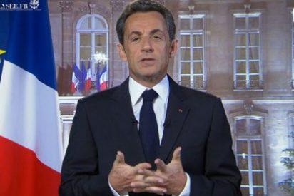 """Sarkozy: """"La muerte del euro sería el fin de Europa"""""""