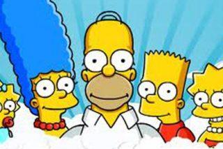 'Los Simpsons' se meten al porno