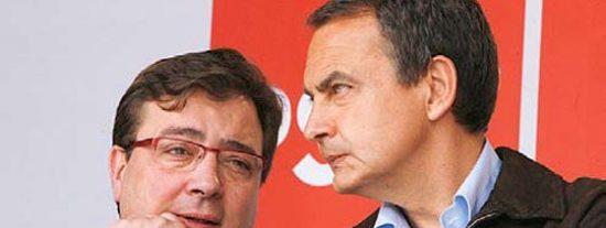 Pánico en el PSOE a que las elecciones de mayo acaben en un plebiscito contra Zapatero
