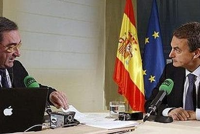 """Zapatero: """"Nunca hablé de refundar el capitalismo"""""""