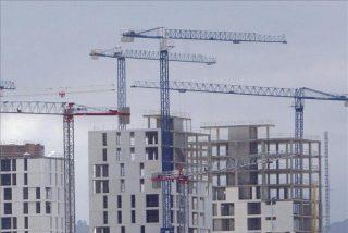 La venta de vivienda subió el 6,8 por ciento en 2010 por el fin de la deducción