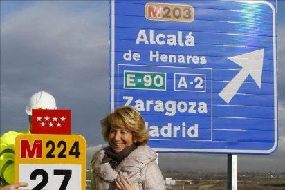 """Aguirre anuncia que padece un cáncer de mama que tiene """"buen pronóstico"""""""