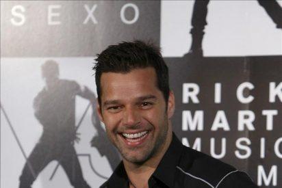 "Ricky Martin desvela en Madrid los secretos de ""Música+Alma+ Sexo"""