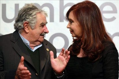 Uruguay confía en que la reunión entre Mujica y Fernández evite trabas comerciales