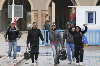 Frontex cree que pueden llegar a UE entre 500.000 y 1,5 millones inmigrantes