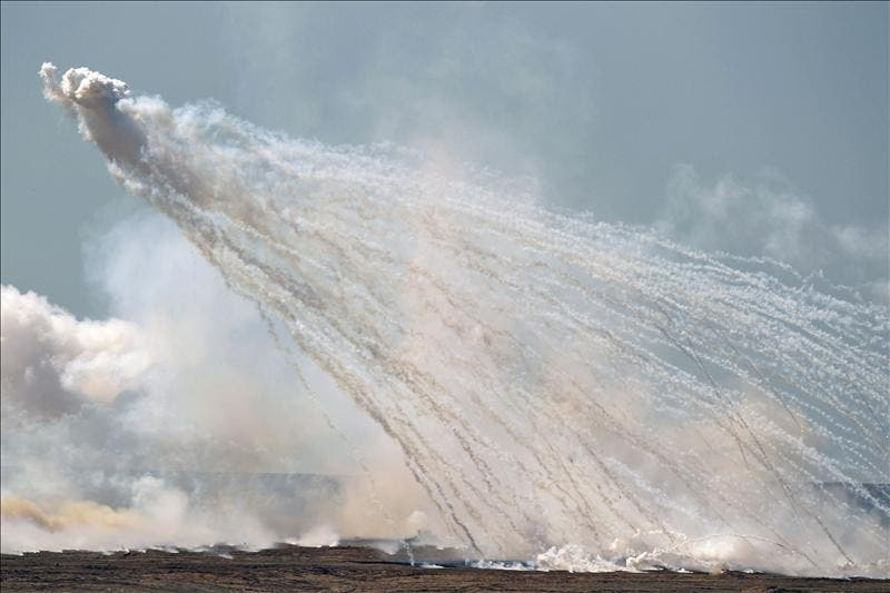 Israel bombardea Gaza tras un ataque de milicianos palestinos a Beer Sheva