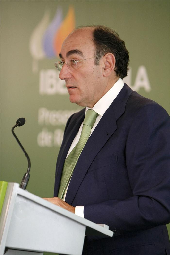 Iberdrola ganó 2.870,9 millones de euros en 2010, el 1,6 por ciento más