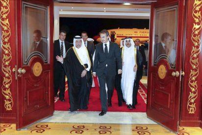 Zapatero inicia en Doha un viaje centrado en las inversiones y la energía