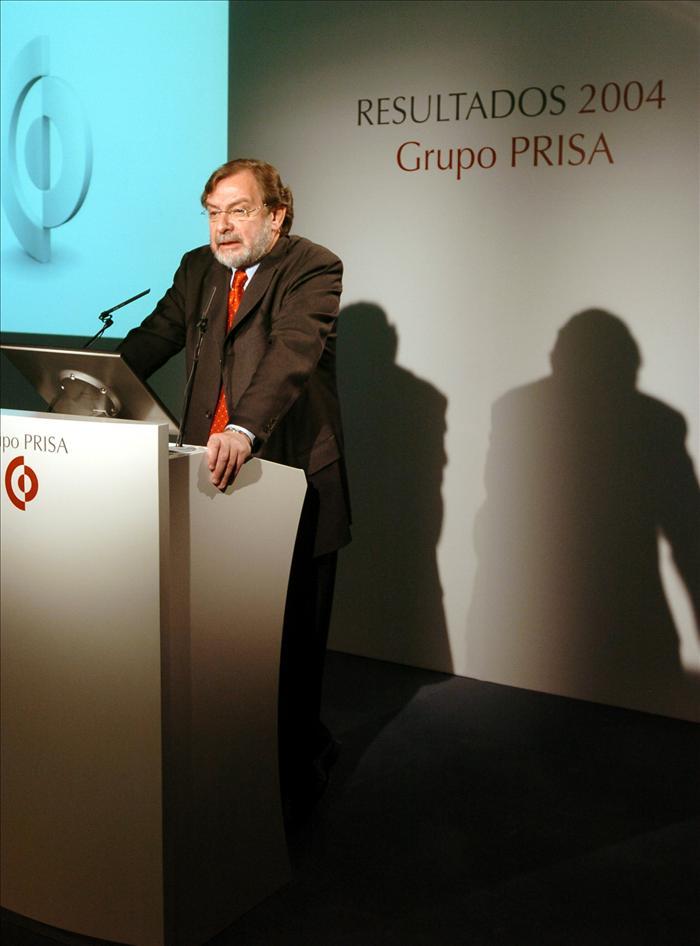 Prisa perdió 72,87 millones, frente a los 50,48 millones que ganó en 2009