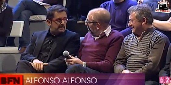 Retranca gallega contra el humor catalán