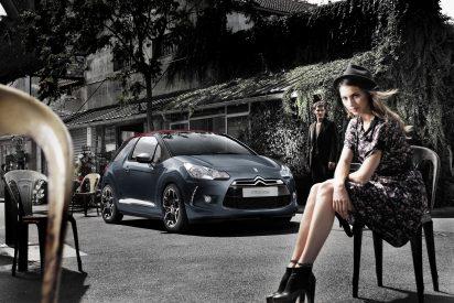 El Citroën DS3 diseña el movimiento es Casa Pasarela 2011