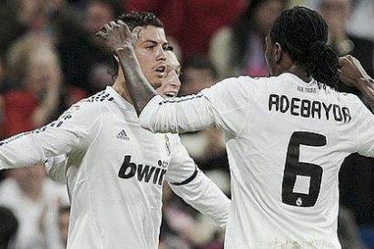 El Real Madrid pasa por encima de una débil Real Sociedad