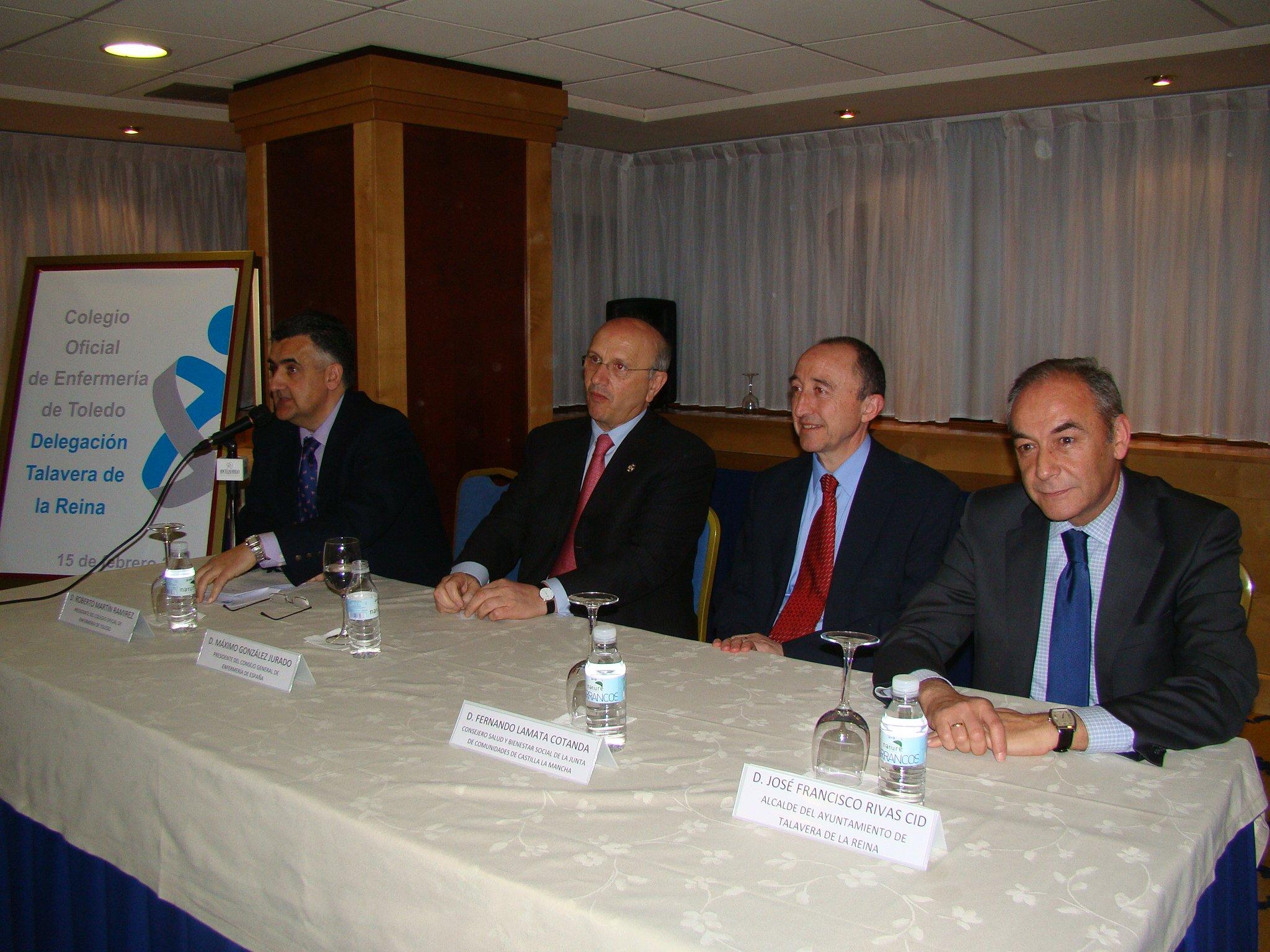 El Colegio de Enfermería abre sede en Talavera de la Reina