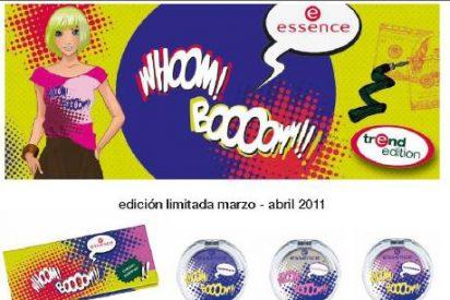 'whoom! boooom!!!, la nueva edición limitada de essence