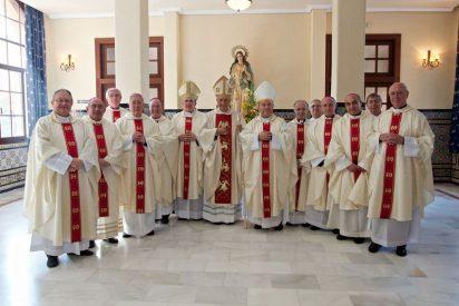 Misa de acción de gracias por el 80 cumpleaños del cardenal García Gasco