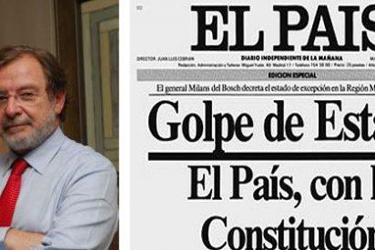 """Juan Luis Cebrián sobre el 23-F: """"Llamé a Pedrojota y le pedí que también publicaran una (edición especial). No podemos, me contestó"""""""