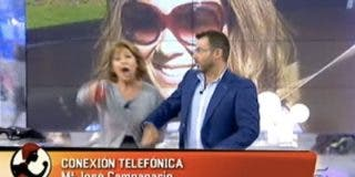 """Mª José Campanario a Mila Ximénez: """"Ese dedo te lo metes por el culo, guapa"""""""
