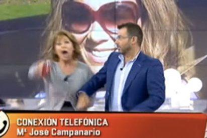 Mª José Campanario a Mila Ximénez: