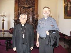 Preocupación en Ourense por la posibilidad de que le confíen la diócesis a Murgui