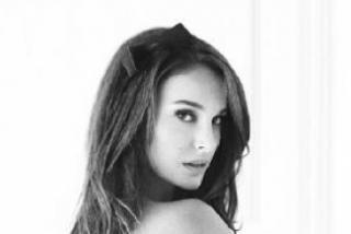 Natalie Portman, La nueva Miss Dior, galardonada en los Oscars 2011