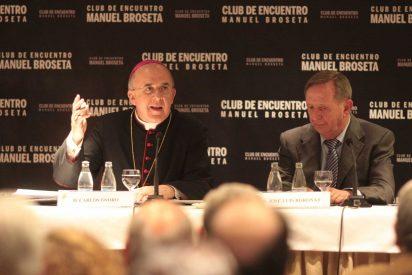 """Osoro advierte de la necesidad de una """"renovación ética y antropológica"""" ante la crisis"""