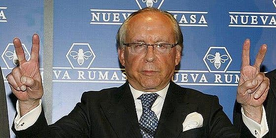 Nueva Rumasa entregó pagarés con firmas falsificadas