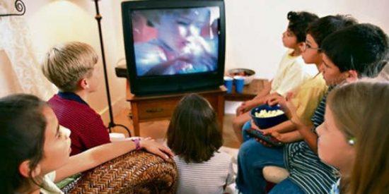 Los gallegos: los que menos ven la TV
