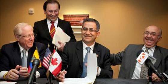 El alcalde de Quito asegura que el nuevo aeropuerto dinamizará la economía