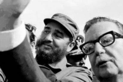 Un escolta le dio el tiro de gracia a Allende