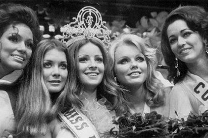 Muere la Miss Universo Amparo Muñoz